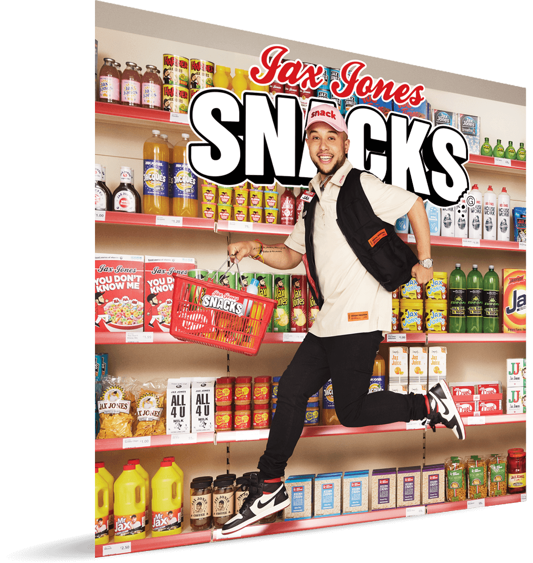 JAX JONES - SNACKS